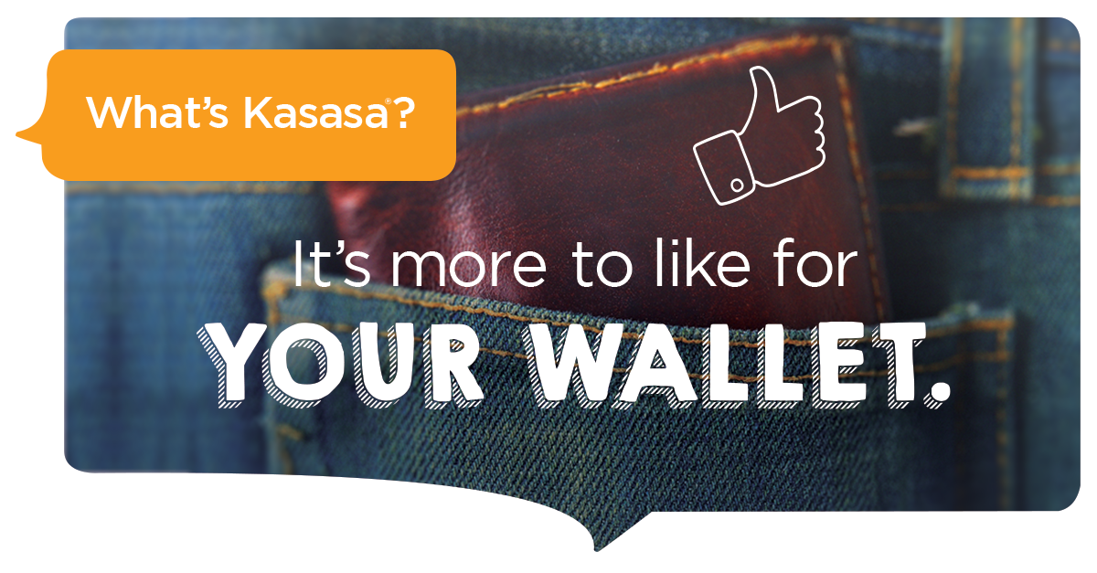Wallet in jeans - What's Kasasa? It's more to like for your wallet